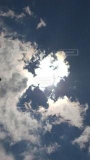 空の雲の写真・画像素材[3273762]