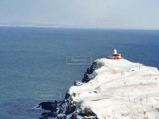 冬の海の写真・画像素材[3344411]