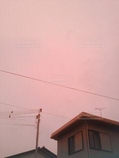 夕焼けの写真・画像素材[3399404]
