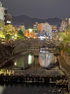 眼鏡橋の写真・画像素材[3252106]