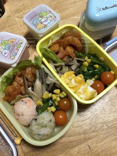 小学生用弁当の写真・画像素材[3253472]