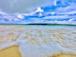 水の体の写真・画像素材[3543591]