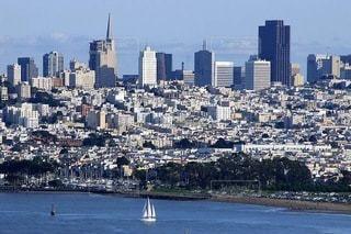 サンフランシスコの写真・画像素材[3543595]