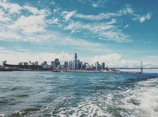 サンフランシスコ湾の写真・画像素材[3543602]