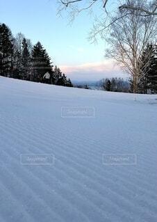 冬,雪,山,丘,スキー,運動,スノーボード,除雪車,斜面,ウィンタースポーツ,フリースタイル,雪面コーデュロイ