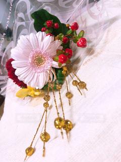 花,花束,プレゼント,息子,母の日,紙,草木,おえかき,おうち時間