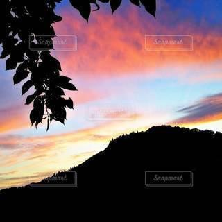 夕焼けの写真・画像素材[3354326]