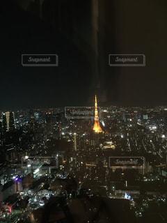 東京の夜景の写真・画像素材[3279991]