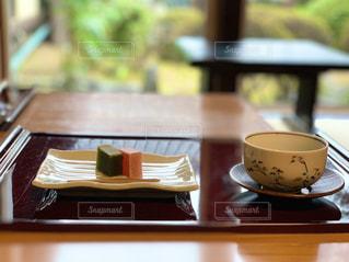 新茶でいっぷくの写真・画像素材[3266983]