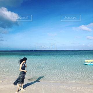 グアムのビーチの写真・画像素材[3259148]