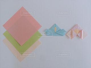 和,ひな祭り,折り紙,おりがみ,パステルカラー,桃の節句,雛人形