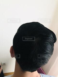 メンズショートヘアの写真・画像素材[4351208]