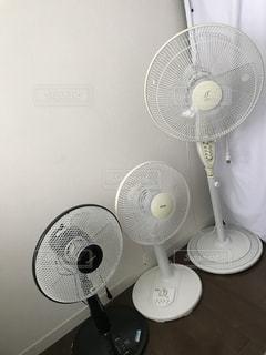 夏,日常,扇風機,洋服,生活,ライフスタイル,収納,衣替え,整理整頓