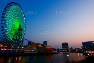 横浜夜景の写真・画像素材[3277636]