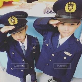 子供警察の写真・画像素材[3264634]