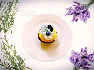 おしゃれなケーキの写真・画像素材[3439783]