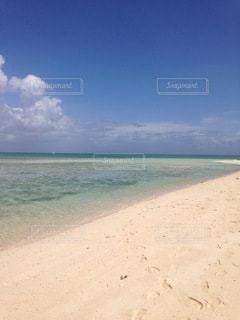 真夏のビーチの写真・画像素材[3591368]