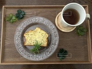 1人茶の写真・画像素材[3285577]