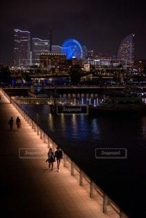 横浜デートの写真・画像素材[3286079]