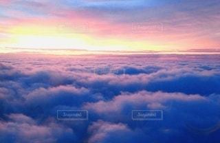 空の雲の写真・画像素材[3351972]