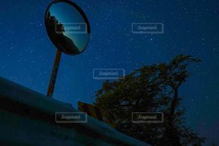夜空の写真・画像素材[3638038]