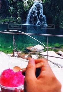 赤目四十八滝へハイキング♡の写真・画像素材[3582194]