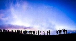 空と仲間の写真・画像素材[3316359]