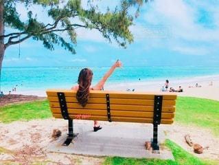 ハワイでの1枚の写真・画像素材[3281648]