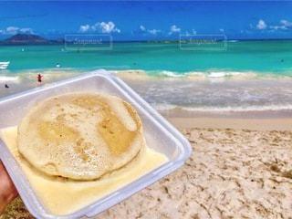 ハワイのビーチの写真・画像素材[3281801]