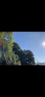 陽のリングの写真・画像素材[3286923]