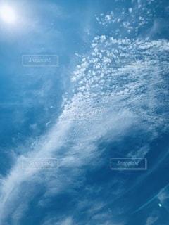 空か海かわからない空の写真・画像素材[3327928]