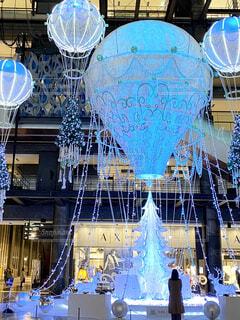 建物,冬,大阪,イルミネーション,クリスマス,クリスマスイルミネーション,グランフロント大阪,クリスマス ツリー
