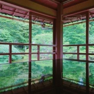 滋賀県坂本、旧竹林院の写真・画像素材[3368284]