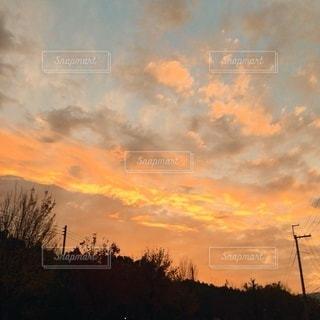 夕焼けの写真・画像素材[3461107]