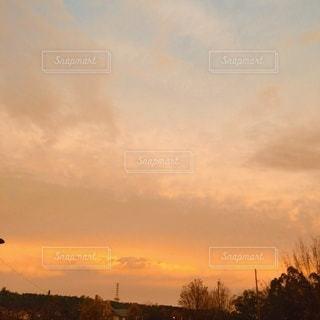 夕焼けの写真・画像素材[3461108]