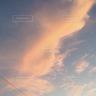 七色夕焼けの写真・画像素材[3461139]