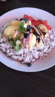 食べ物,パンケーキ,デザート,フルーツ,果実
