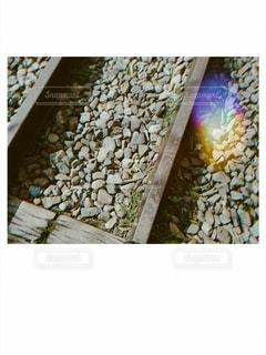 線路の写真・画像素材[3298977]