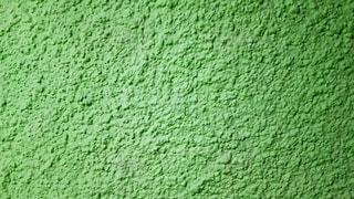 壁、緑、単色の背景の写真・画像素材[3340076]