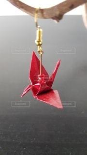 鶴のクローズアップの写真・画像素材[3356805]