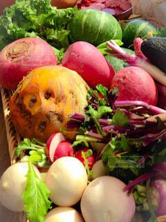 野菜盛りだくさんの写真・画像素材[3673093]