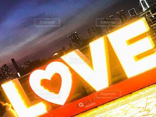 LOVEの写真・画像素材[4068677]