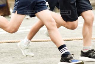 運動会の練習の写真・画像素材[4631128]