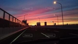 夕焼けの写真・画像素材[3325685]