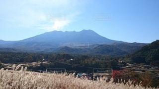 御岳の写真・画像素材[3358708]