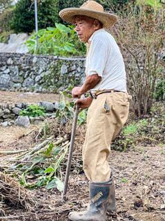 農作業の写真・画像素材[4812246]