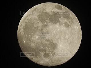 自然,風景,空,夜,夜空,白,黒,月,満月,クレーター,月面,ルナ,天文学