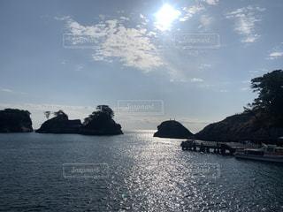 リフレッシュできる海の写真・画像素材[3326028]