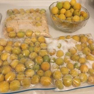 食べ物,漬物,梅雨,6月,梅ジュース,梅干し,食材,梅シロップ,簡単,旬の食材,ジップロック,即席漬物