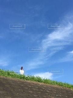 夏空②の写真・画像素材[3344988]